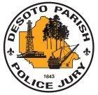 Desoto Parish Police Jury, LA Logo